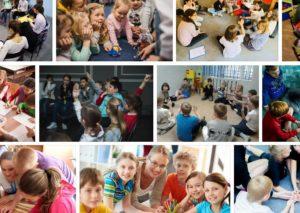 тренинг для детей и родителей Ростов